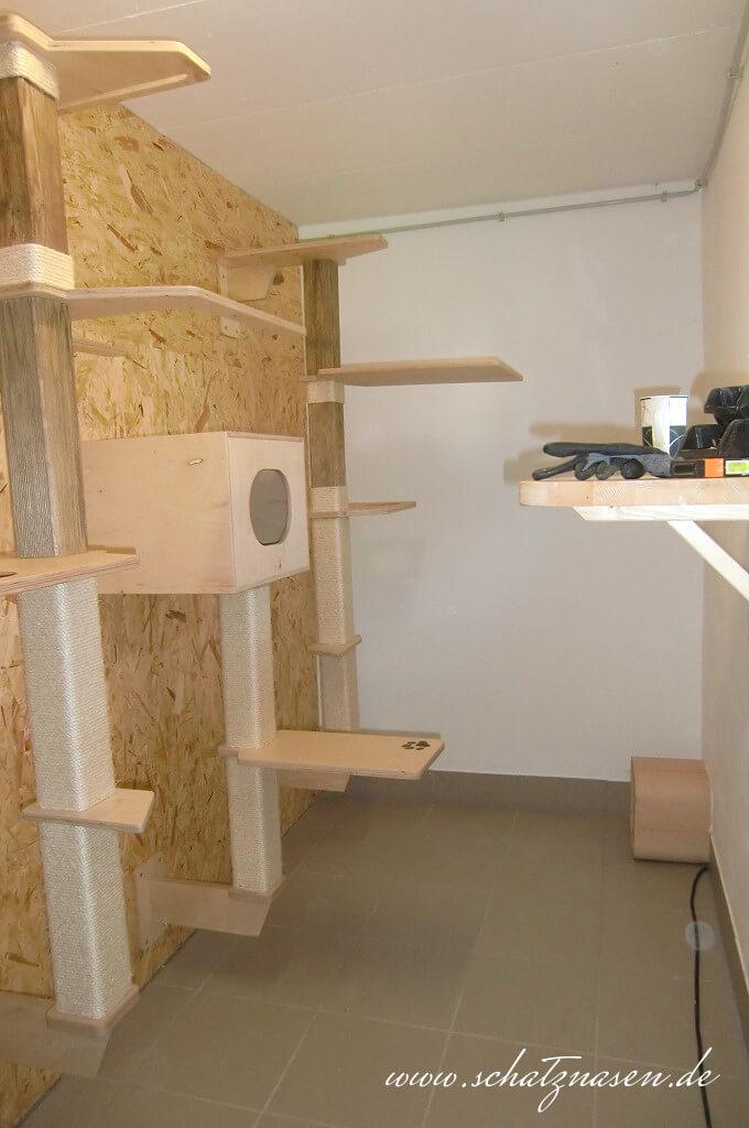 osb platten wandmontage osb platten verwendungsm glichkeiten tipps osb platten befestigen w. Black Bedroom Furniture Sets. Home Design Ideas